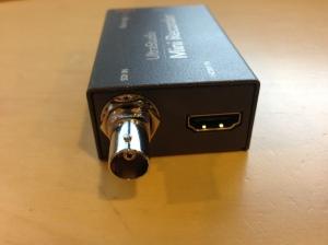 BMD Ultra Studio Mini Recorder