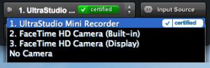 Livestream Input
