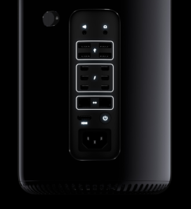 Apple's soon to be released MacPro